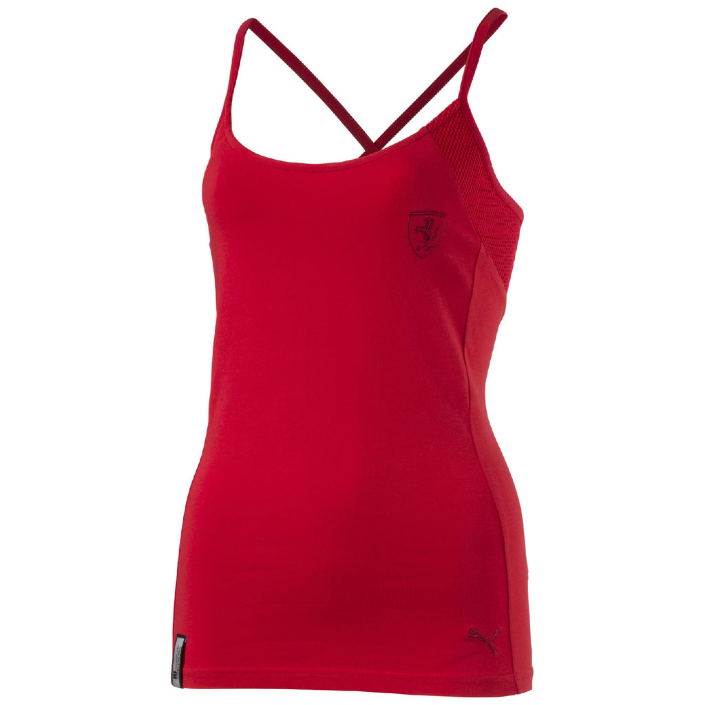 FERRARI TANK TOP Red
