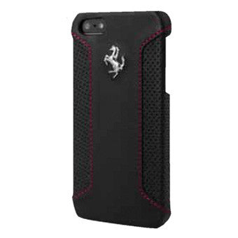 F12 LEATHER HARD CASE Black