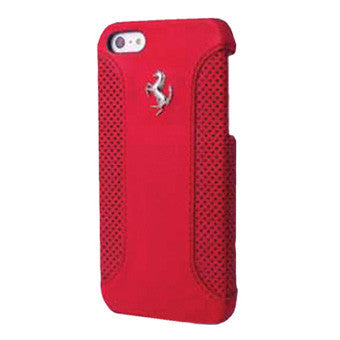 F12 LEATHER HARD CASE Red