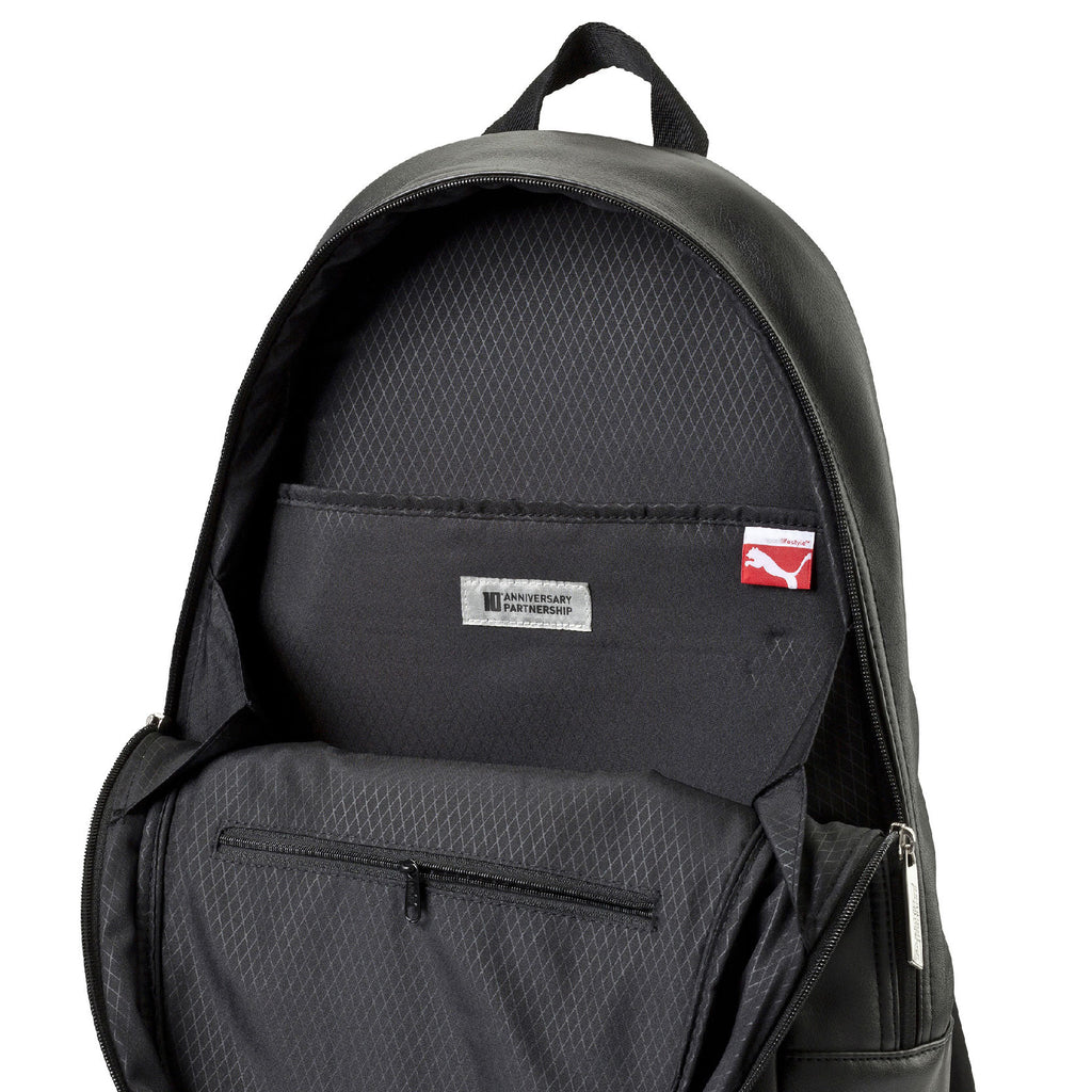 55adaec8b9a FERRARI LS BACKPACK Black – Start  nGo P.IVA  03106040367