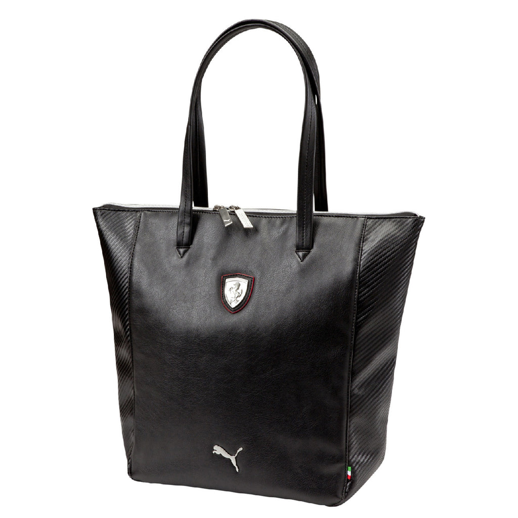 9b910fb5381 FERRARI LS SHOPPER Black – Start  nGo P.IVA  03106040367