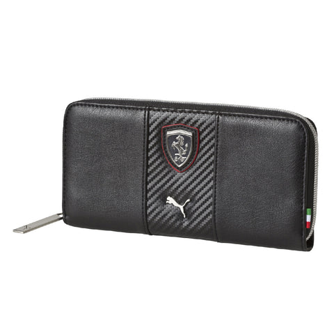 FERRARI LS WALLET F WHISPER Black