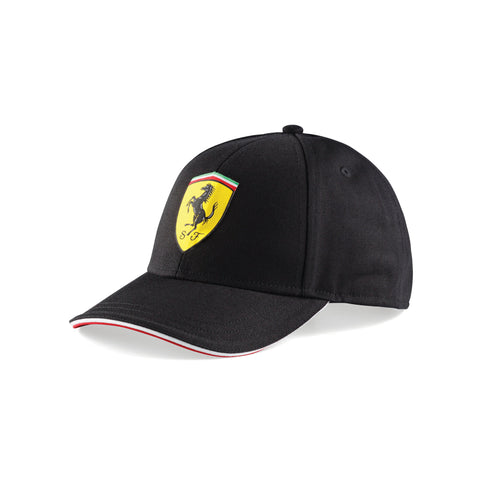 Ferrari Cap Kids Black