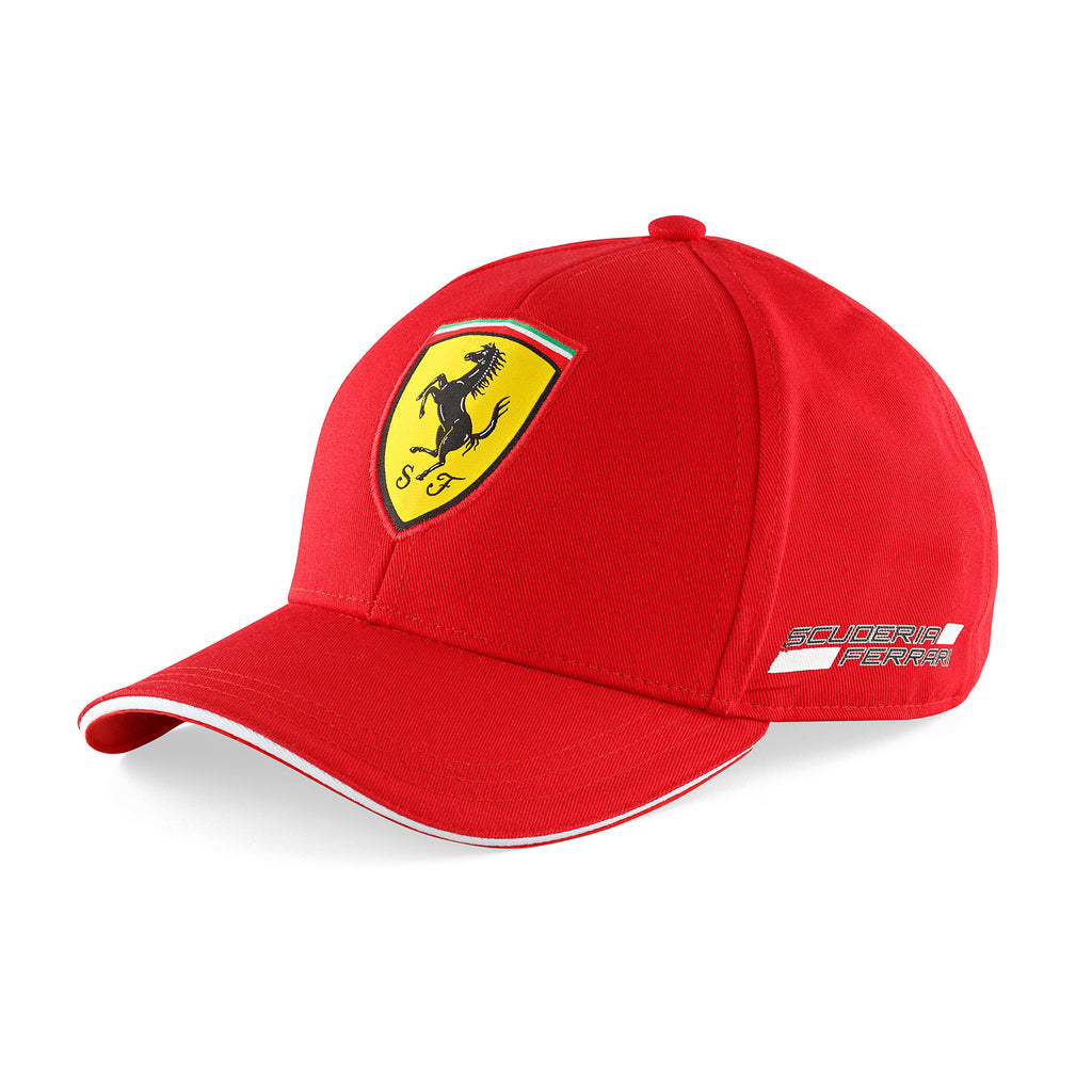 Ferrari Cap Kids Red – Start  nGo P.IVA  03106040367 bbee90c8b79