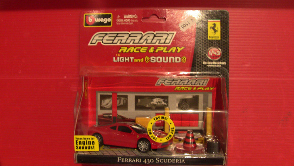 Ferrari Racing Light