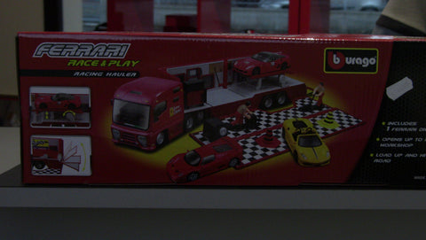 Ferrari Bisarca Race And Play Racing Hauler
