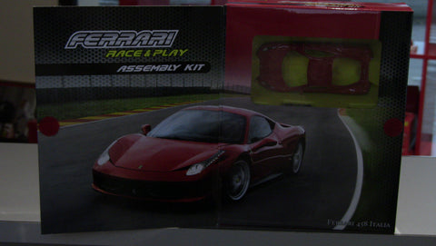 Ferrari 458 Italia Race and Play Ass Kit