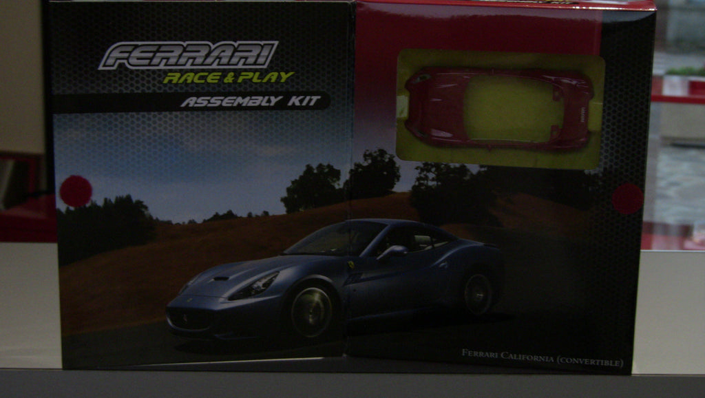 Ferrari California Race And Play Ass Kit