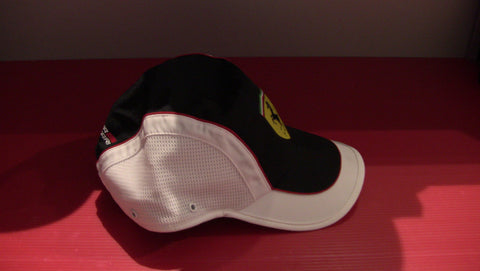SPORT CAP Black - White