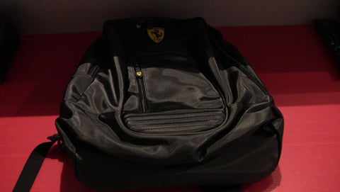 Alonso Backpack Pit Red