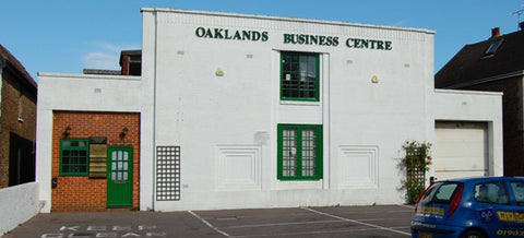 oaklands business centre worthing west sussex