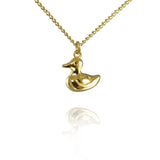 Duck Pendant Necklace - Jana Reinhardt Ltd - 3