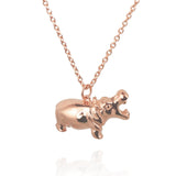 Hippo Necklace - Jana Reinhardt Ltd - 3