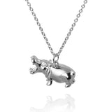 Hippo Necklace - Jana Reinhardt Ltd - 2