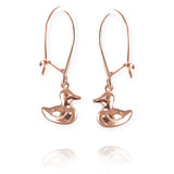 Duck Hook Earrings - Jana Reinhardt Ltd - 5