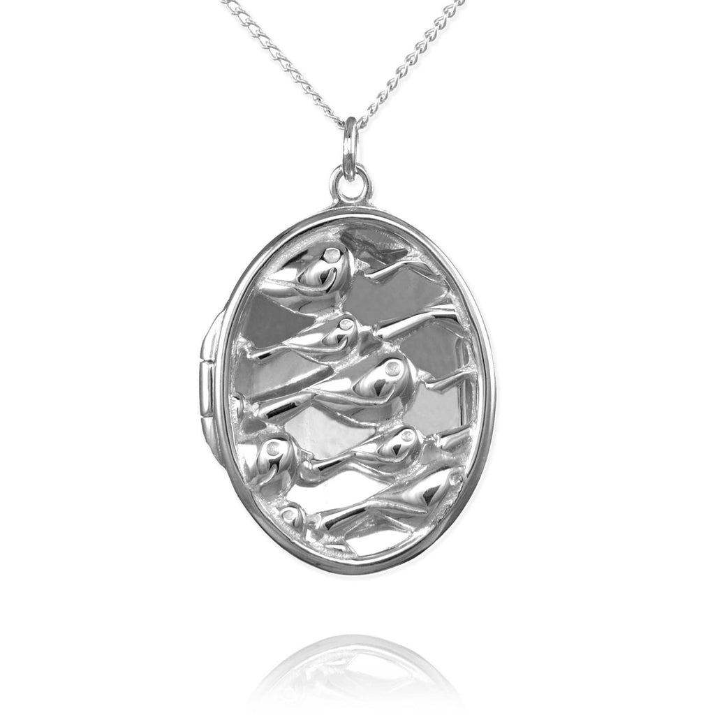 Locket Necklace - Jana Reinhardt Ltd - 1