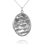 Locket Necklace - Jana Reinhardt Ltd - 4