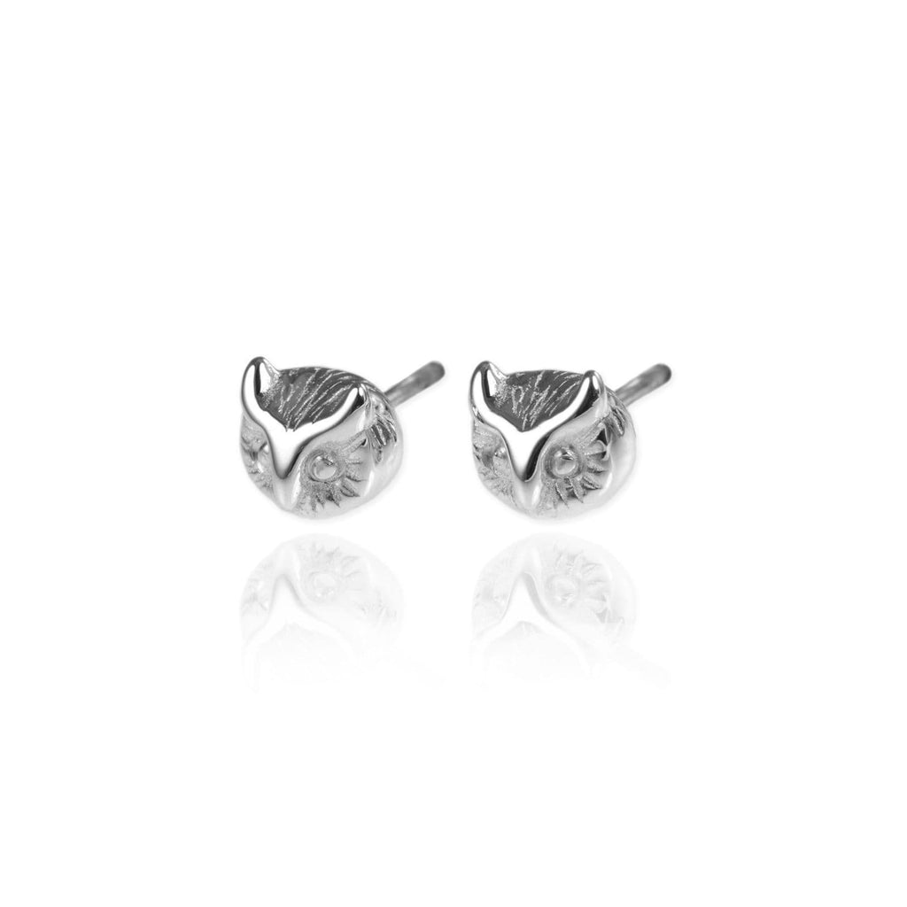 Owl Earrings - Jana Reinhardt Ltd - 2
