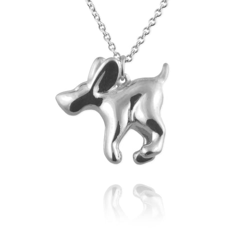Dog Necklace (bouncing)