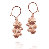 Flower Hook Earrings - Jana Reinhardt Ltd - 3