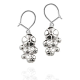 Flower Hook Earrings - Jana Reinhardt Ltd - 1