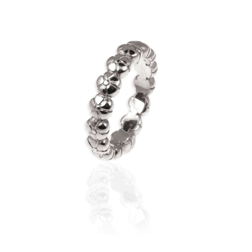 Flower Eternity Ring - Jana Reinhardt Ltd - 1