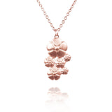 Flower Pendant Necklace - Jana Reinhardt Ltd - 5