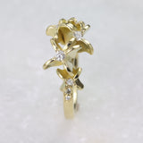 Flower Engagement Ring - Jana Reinhardt Ltd - 3