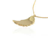 Wing Pendant Necklace - Jana Reinhardt Ltd - 5