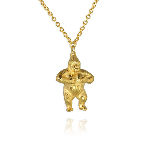 Gorilla Necklace