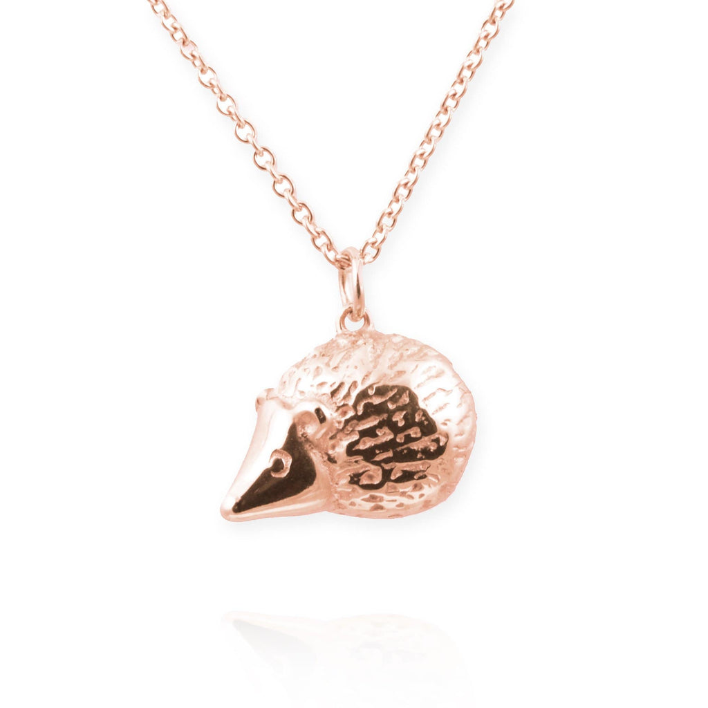 Hedgehog Pendant Necklace - Jana Reinhardt Ltd - 4