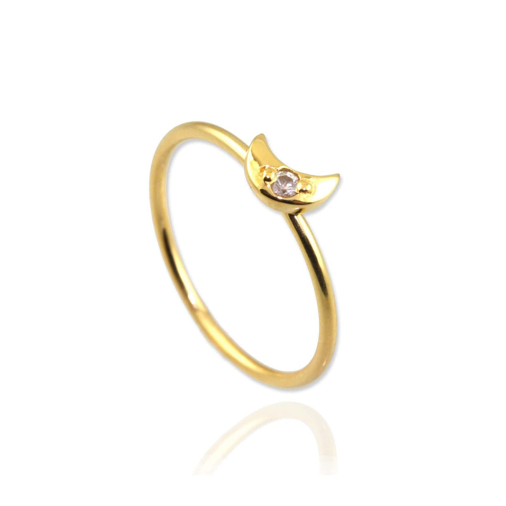 Moon Ring - Jana Reinhardt Ltd - 3