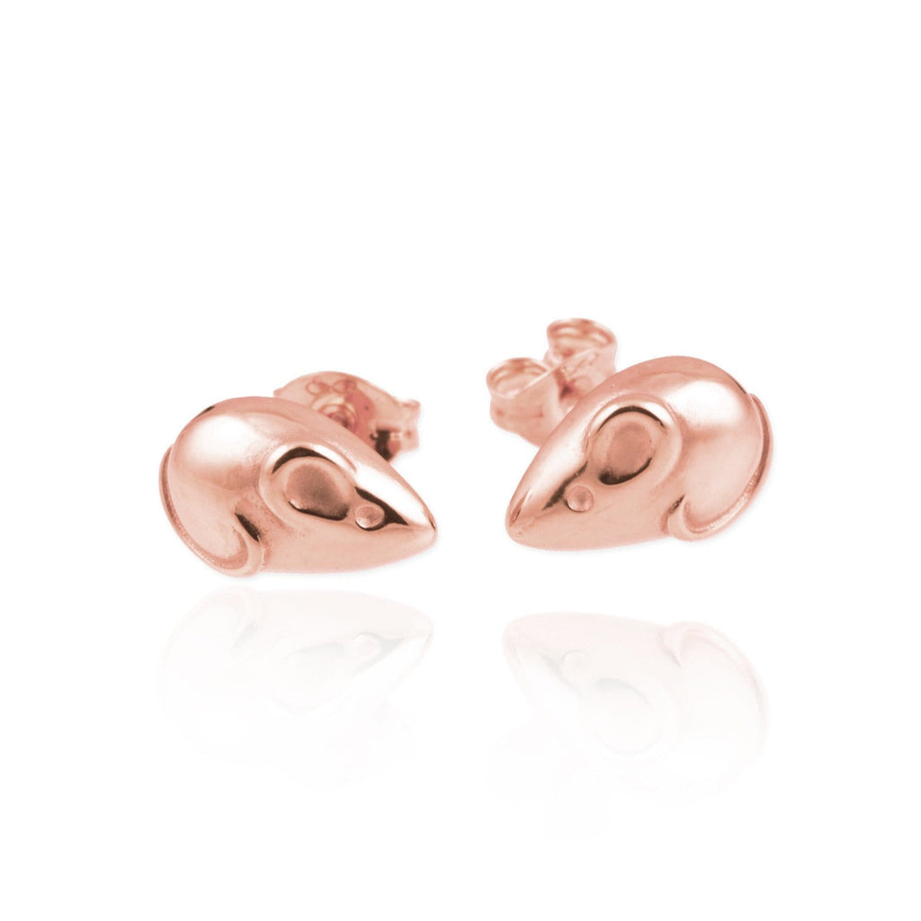 Mouse Ear Studs - Jana Reinhardt Ltd - 1