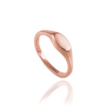 Ellipse Signet Ring - Jana Reinhardt Ltd - 3