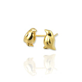 Penguin Stud Earrings - Jana Reinhardt Ltd - 1