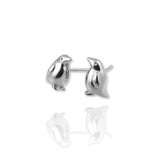 Penguin Stud Earrings - Jana Reinhardt Ltd - 2