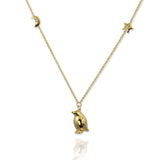 Penguin Pendant Necklace - Jana Reinhardt Ltd - 4