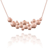 Flower Bib Necklace - Jana Reinhardt Ltd - 1