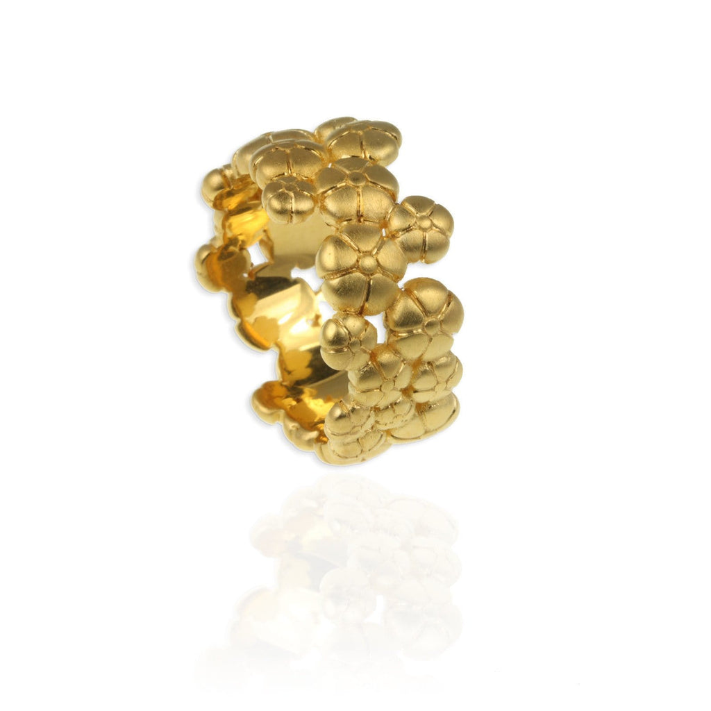 Flower Scatter Ring - Jana Reinhardt Ltd - 1
