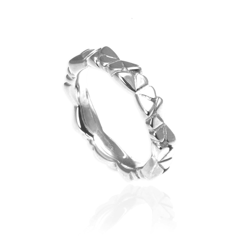 Butterfly Eternity Ring - Jana Reinhardt Ltd - 1