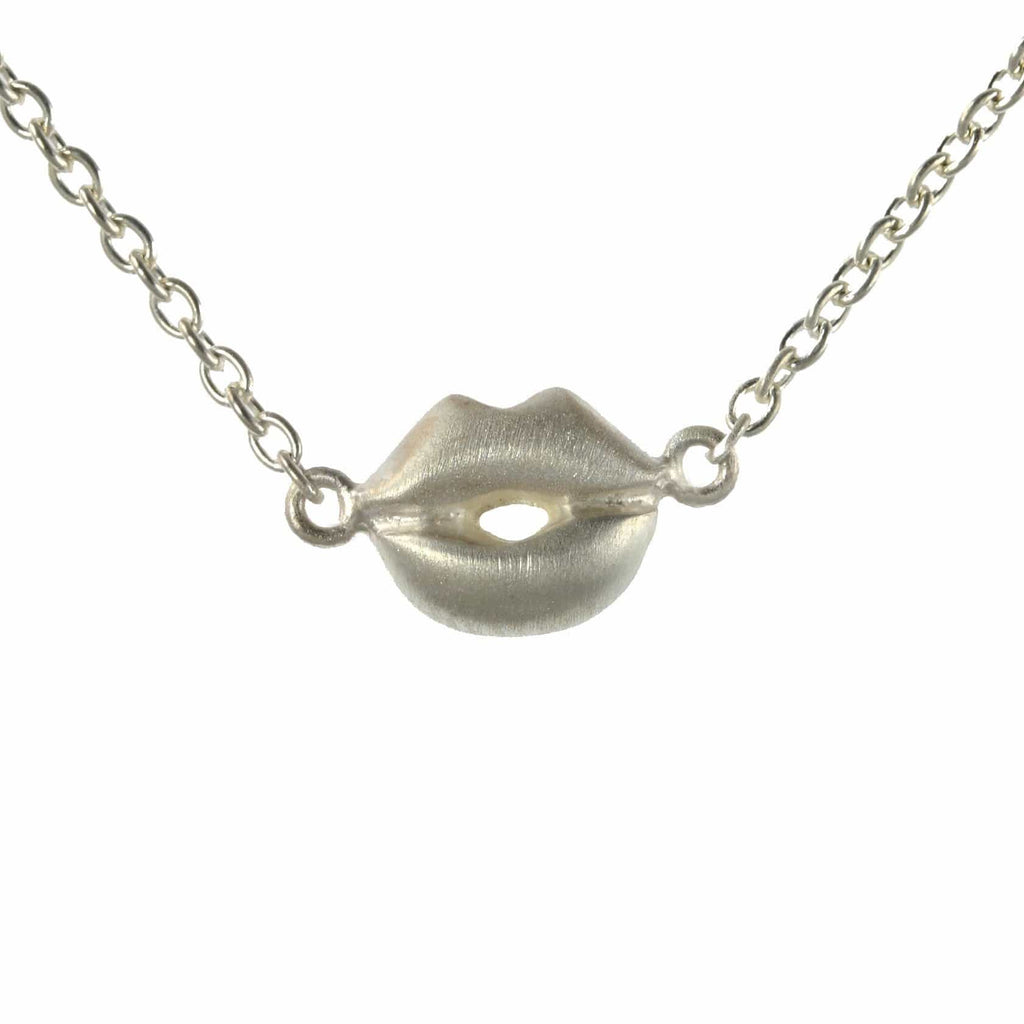 Lip Necklace - Jana Reinhardt Ltd - 1