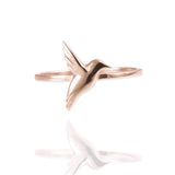 Tiny Hummingbird Ring - Jana Reinhardt Ltd - 4