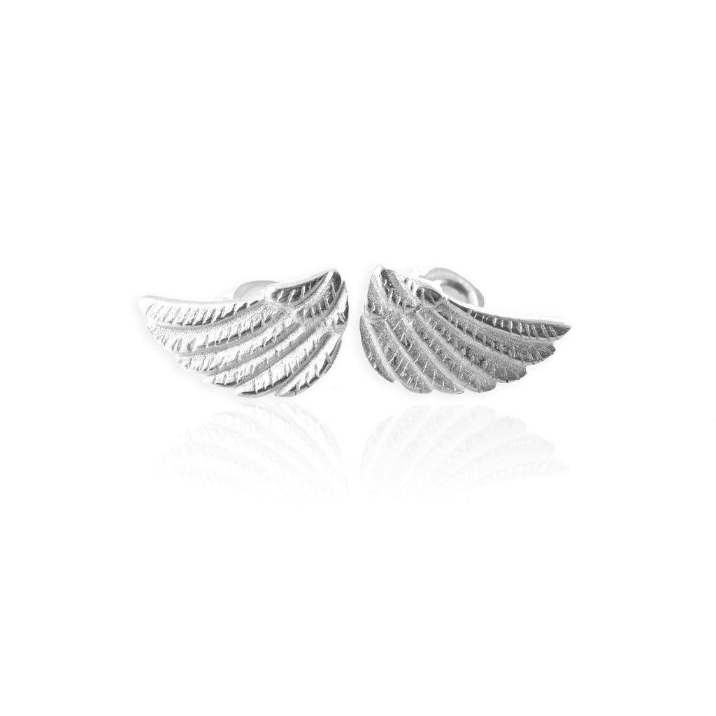 Wing Ear Studs - Jana Reinhardt Ltd - 1