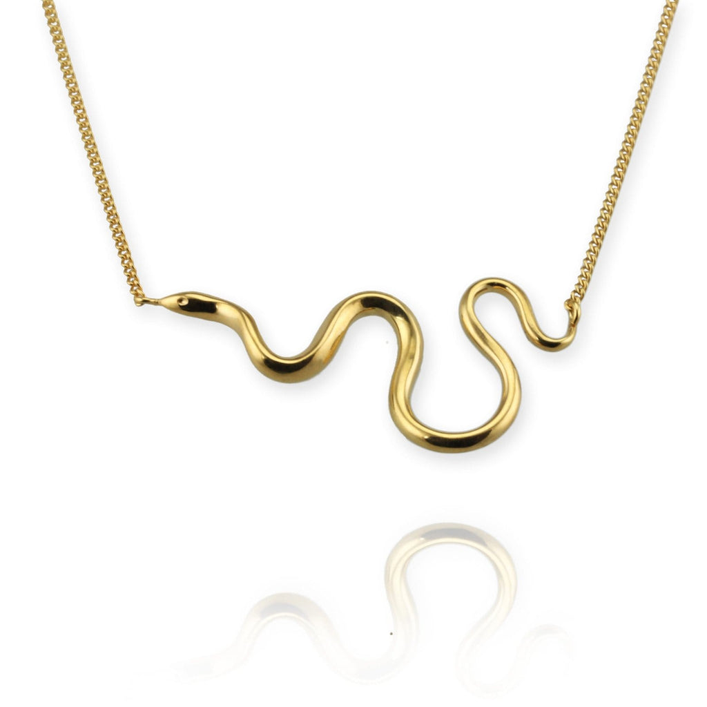 Snake Necklace - Jana Reinhardt Ltd - 1
