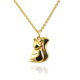 Squirrel Necklace - Jana Reinhardt Ltd - 2