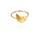 Tiny Wing Ring - Jana Reinhardt Ltd - 2