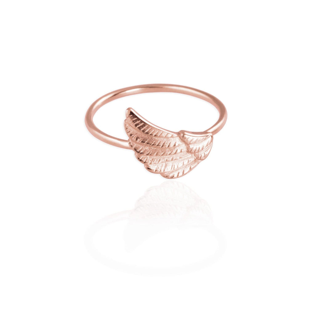Tiny Wing Ring - Jana Reinhardt Ltd - 1