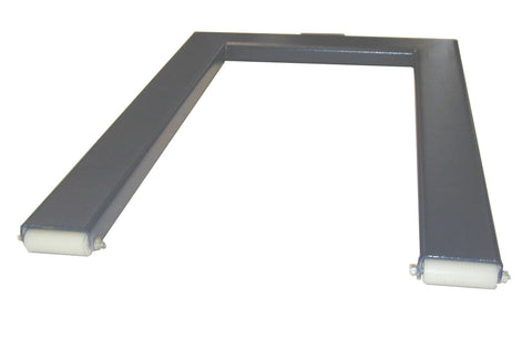 Mild Steel U-Shape Pallet Weighing Scale - Up to 2,000kg