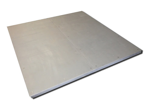 Standard Capacity Stainless Platform - Up to 3,000kg