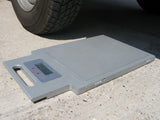 Low Profile Wheel or Axle Weigh Pads - Up to 10,000kg